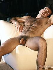 Vintage Solo Naked Man